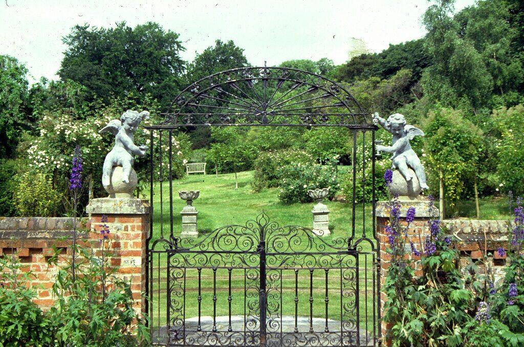 Entrance to the Wild Garden 2019